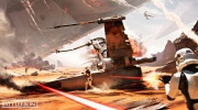 Poh�ad na bitku o plan�tu Jakku v Star Wars Battlefront