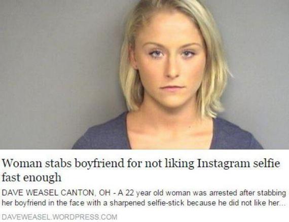 Žena bodla priateľa...