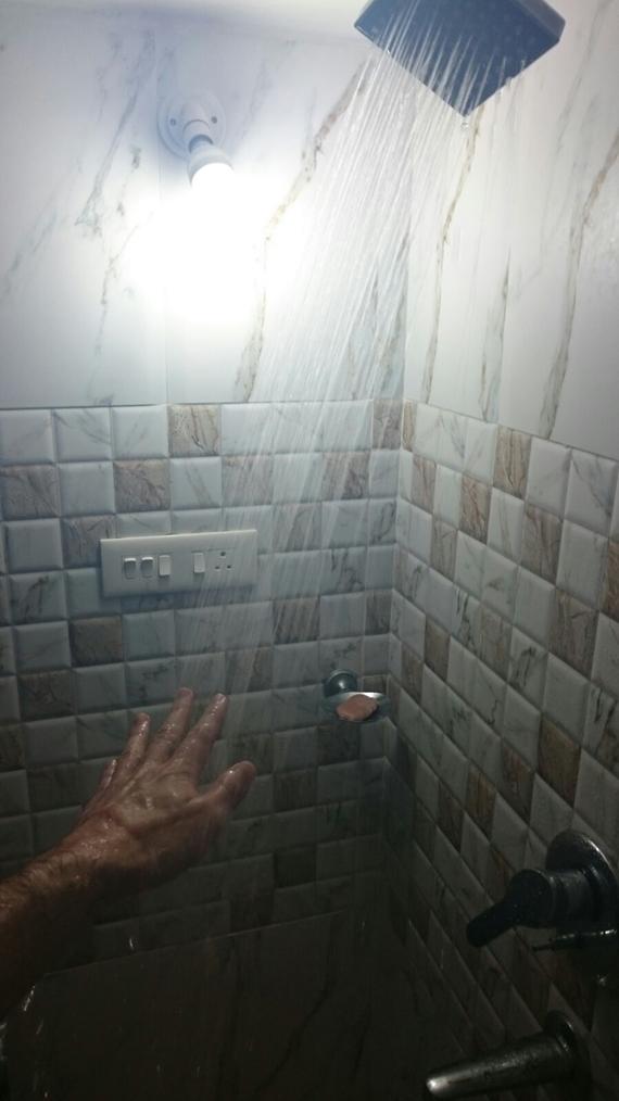 Jedna nie taká obyčajná sprcha