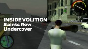 Zru�en� Saints Row Undercover pre PSP o�il, hru si m��ete sami zahra�