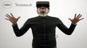 Teslasuit, priliehav� oblek s elektrostimulmi dopln� Oculus Rift