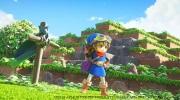 Dragon Quest Builders pr�ve vych�dza a povol�va stavite�ov