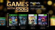 Xbox Games With Gold na november ohlásené