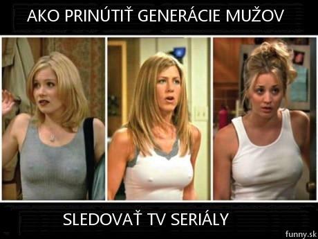 Muži a TV