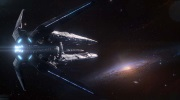 Mass Effect: Andromeda ukazuje kolonizačné lode