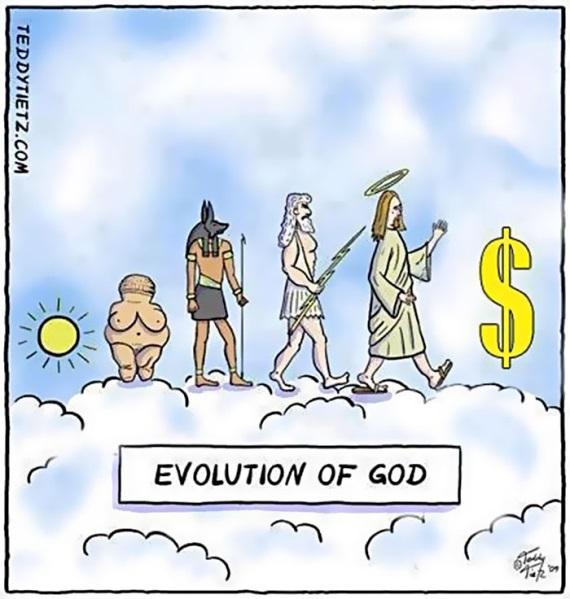 Evolúcia boha