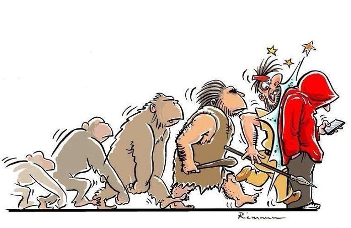 Evolúcia človeka