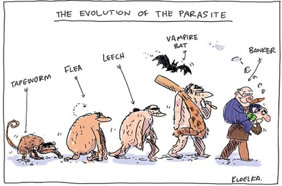 Evolúcia parazita