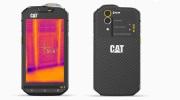 Chcete skutočný stavbársky mobil? Prichádza CAT S60 s termokamerou