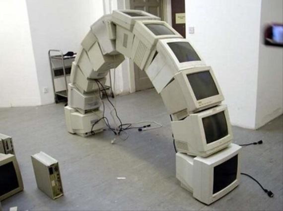 Čo so starými monitormi?