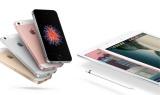 Apple dnes ohl�silo �tvorpalcov� iPhone SE a dev�palcov� iPad Pro