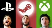 Minul� rok Steam zdvojn�sobil po�et vydan�ch titulov, Microsoft dosiahol 20 mili�nov predan�ch Xbox One konzol