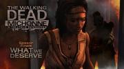 Prv� z�bery z fin�le minis�rie The Walking Dead: Michonne