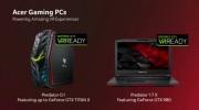 Acer predstavil nov� Predator G1 hern� desktop a Predator 17x notebook