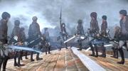 Japonsk� r�ba�ka Attack on Titan mieri na z�pad