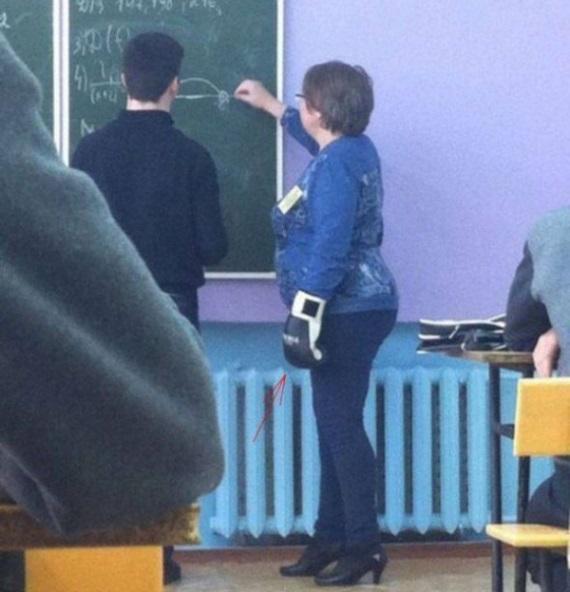 Učiteľka v Rusku