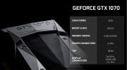 Nvidia potvrdila �pecifik�cie GTX1070