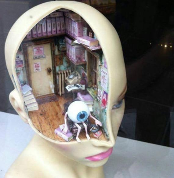 Ako to vyzer� vo va�ej hlave?