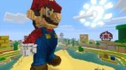 Mario zah�jil inv�ziu do sveta Minecraftu