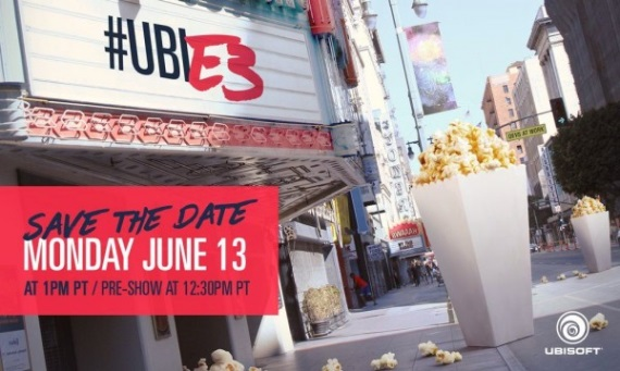 Ubisoft E3 press konferencia začne o 22:00