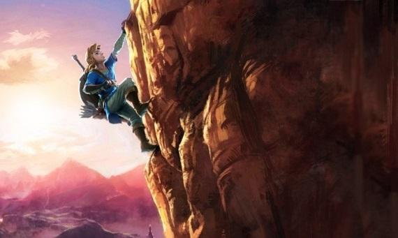 Nová Zelda pre Wii U a NX sa dnes ukázala vo veľkom štýle