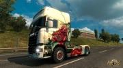 Euro Truck Simulator 2 dostal v�chodn� paintjoby