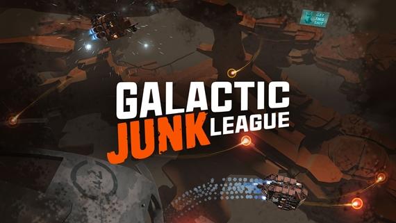 Exkluz�vny link na Closed Alpha slovenskej hry Galactic Junk League