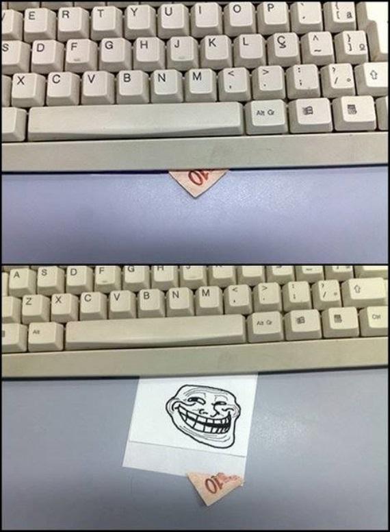 Ako nachytať kolegov
