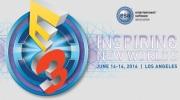 E3 press konferencie napl�novan�