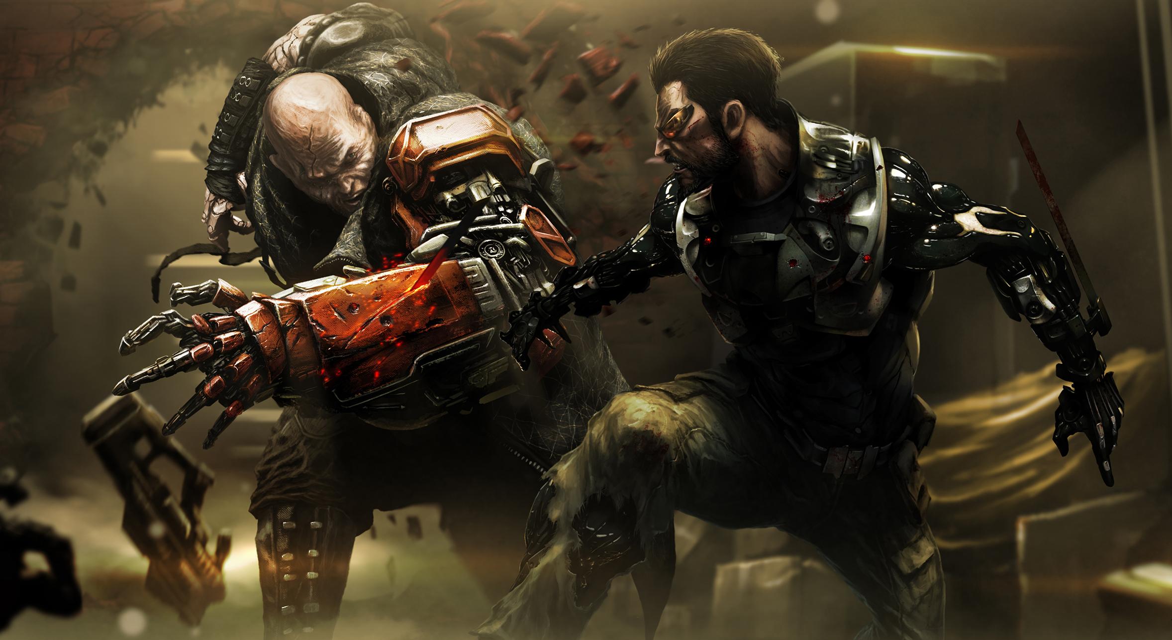 Deus Ex: Mankind Divided predstavil season pass