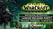 Polno�n� predaj - Legion Release Party
