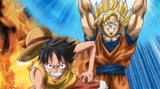 One Piece a Dragon Ball sa do�kaj� ne�akan�ho spojenia