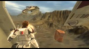 Uk�ka z tr�ningovej misie zo zru�en�ho Star Wars Battlefront III