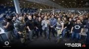 Gears of War 4 je gold, t�m oslavoval spolu s Nadellom