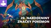 20. narodeniny zna�ky Pok�mon - videot�ma a rozd�va�ka m�tick�ho Pok�mona