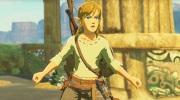 Ukážka hrateľnosti z Legend of Zelda pre Switch