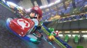 Mario Kart 8 deluxe ukazuje gameplay