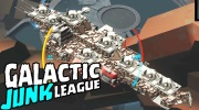Slovenský Galactic Junk League rozpútal vesmírne boje na Steame