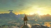 Legend of Zelda: Breath of the Wild ukazuje mapu a sériu záberov