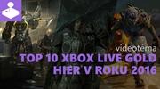 Tie najlepšie Xbox Live Gold hry v roku 2016