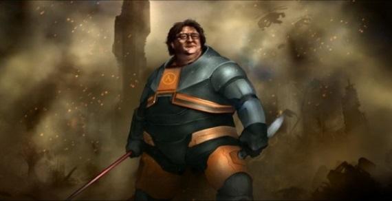 Gabe Newell hovorí, že vo Valve si s rozpočtami a odhadmi zisku hier hlavy nelámu