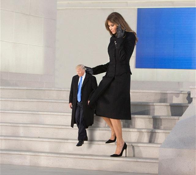 Mini Trump je nový hit internetu