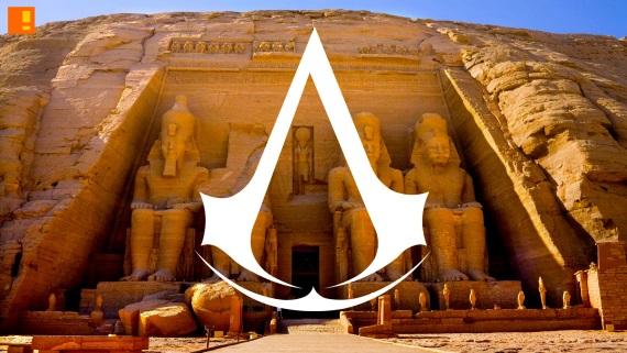 Leaknutý obrázok z Assassin's Creed Empire potvrdzuje zasadenie v starovekom Egypte