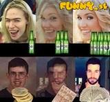 Pivo vs. Peniaze
