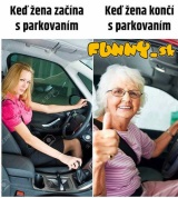 Parkovanie žien