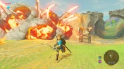 Porovnanie WiiU a Switch verzií Zelda Breath of the Wild