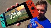 Ako je na tom Nintendo Switch s odolnosťou pri pádoch?