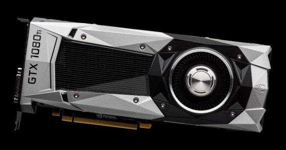 Benchmarky GTX1080ti sú online, potvrdzujú, že ide o najrýchlejšiu Geforce kartu