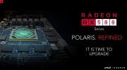 Benchmarky AMD Radeon RX580 a RX570 kariet