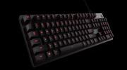 Logitech pridal do svojej ponuky herných klávesníc novú G413